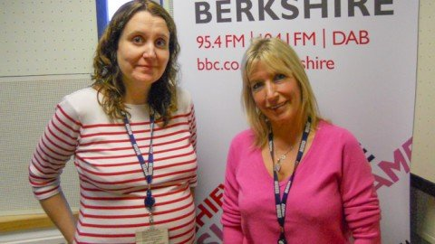 BBC Radio Berkshire – the Sarah Walker show
