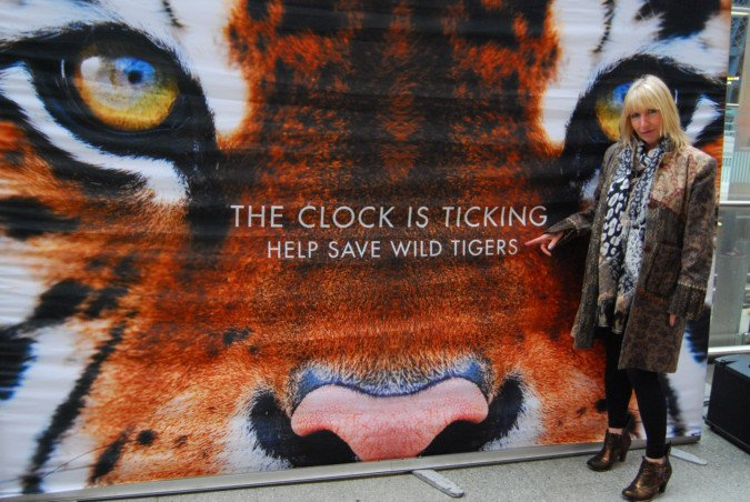 Kit Berry and Save the Tigers