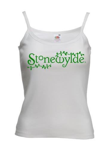 Stonewylde Logo Strappy Top