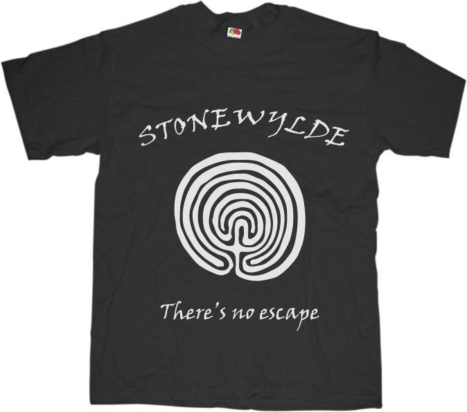 Stonewylde Silver Labyrinth T-Shirt