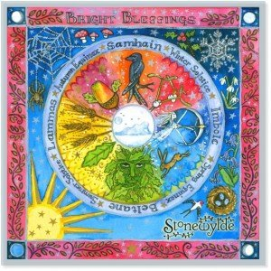 Stonewylde Wheel of the Year Greetings Card Pack