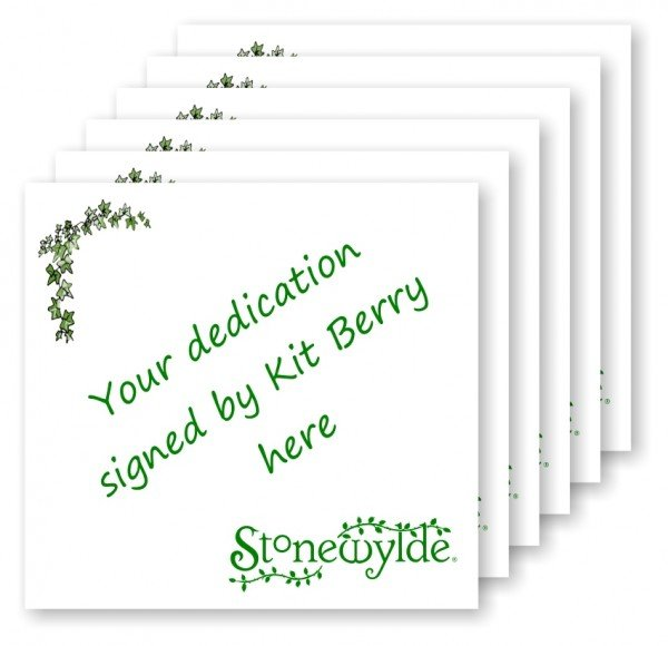 Signed Book Plates