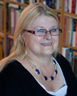 Carole Blake of Blake Friedmann literary agency