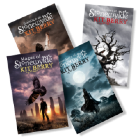 Stonewylde Series Publishing Dates