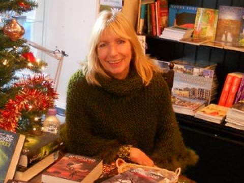 Kit Berry interviewed at Imagine Books in Weymouth