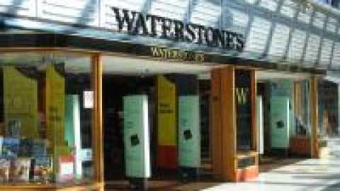 Swindon Waterstone's Booksigning