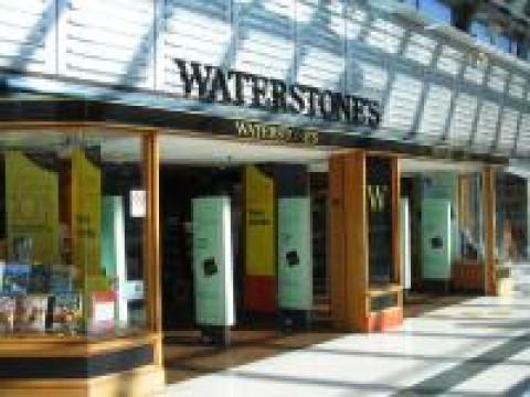 Swindon Waterstone's Booksigning